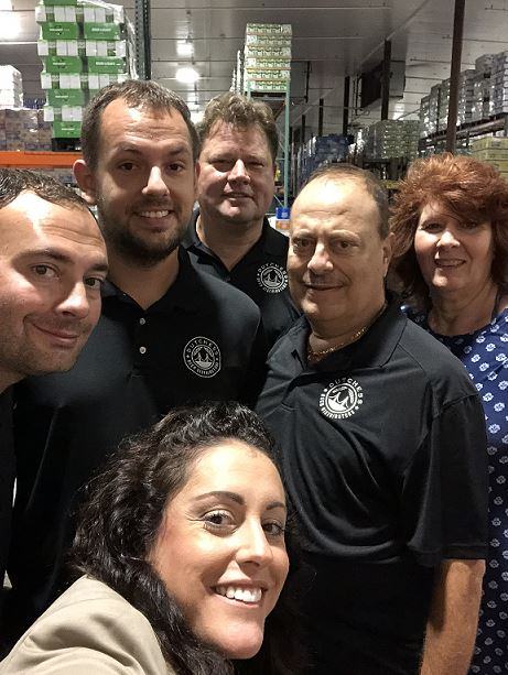 Dutchess Beer Distributors - group photo